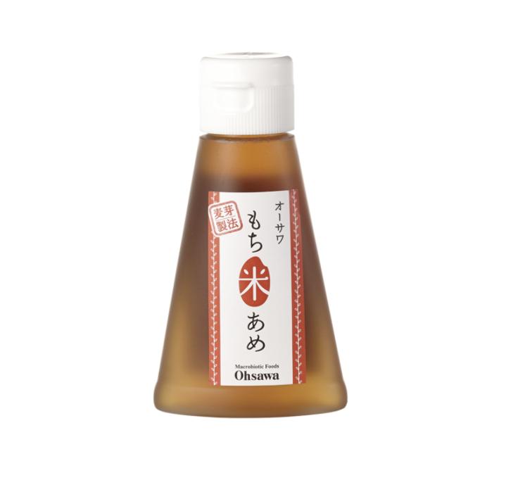 オーサワもち米あめ 200g 商品コード:O-3527