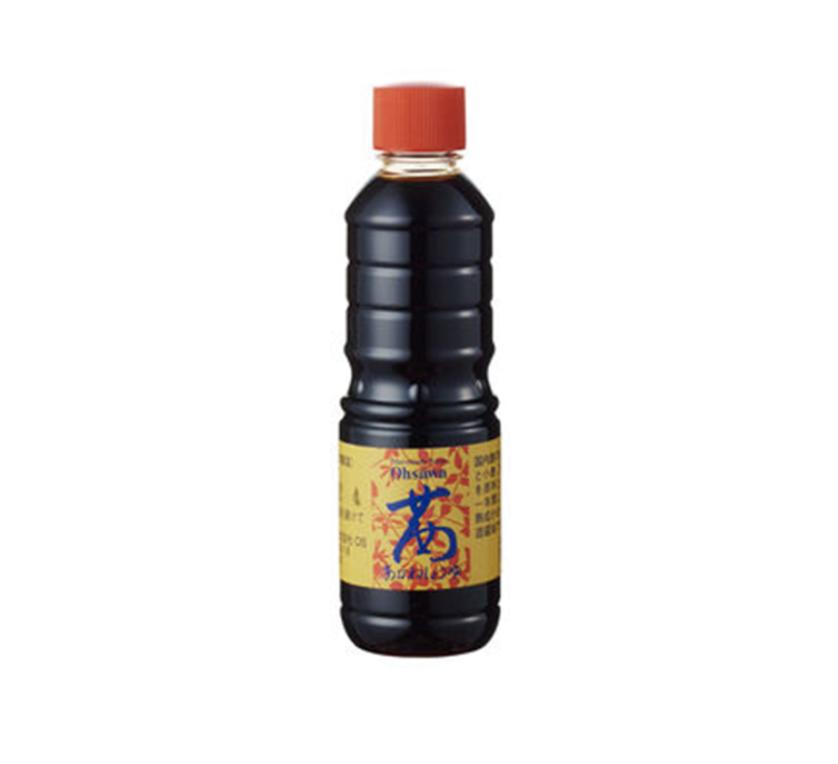 茜醤油(ペットボトル)100ml 商品コード:O-0052
