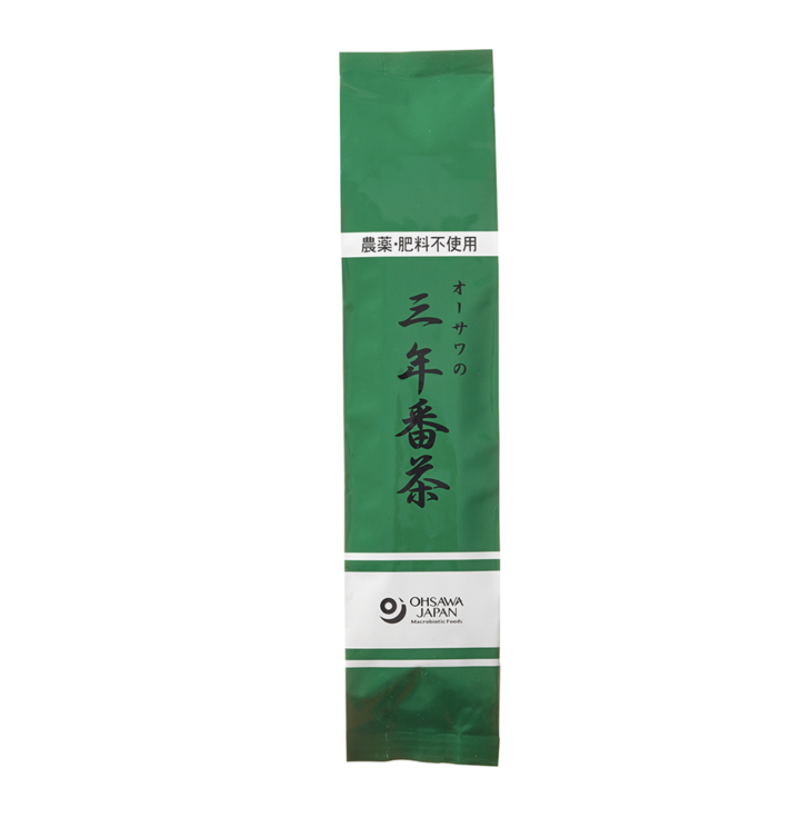 オーサワの三年番茶100g 商品コード:O-3113