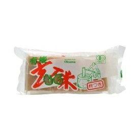 有機玄米もち 300g(6個) 商品コード:O-0600
