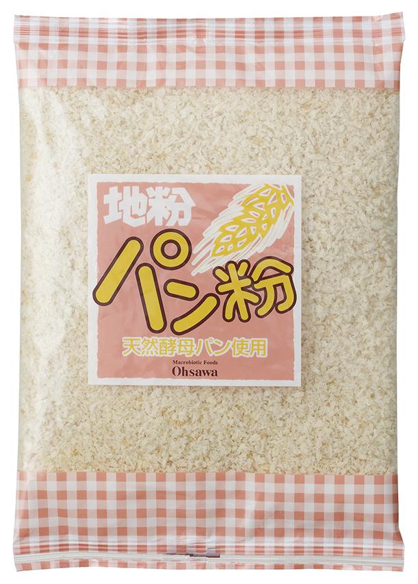地粉パン粉 150g 商品コード:O-0368