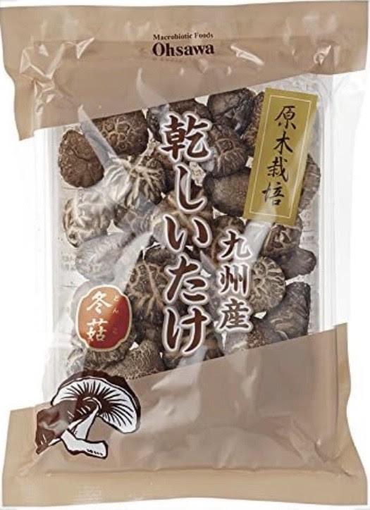 国内産干し椎茸(どんこ) 100g 商品コード:O-0492