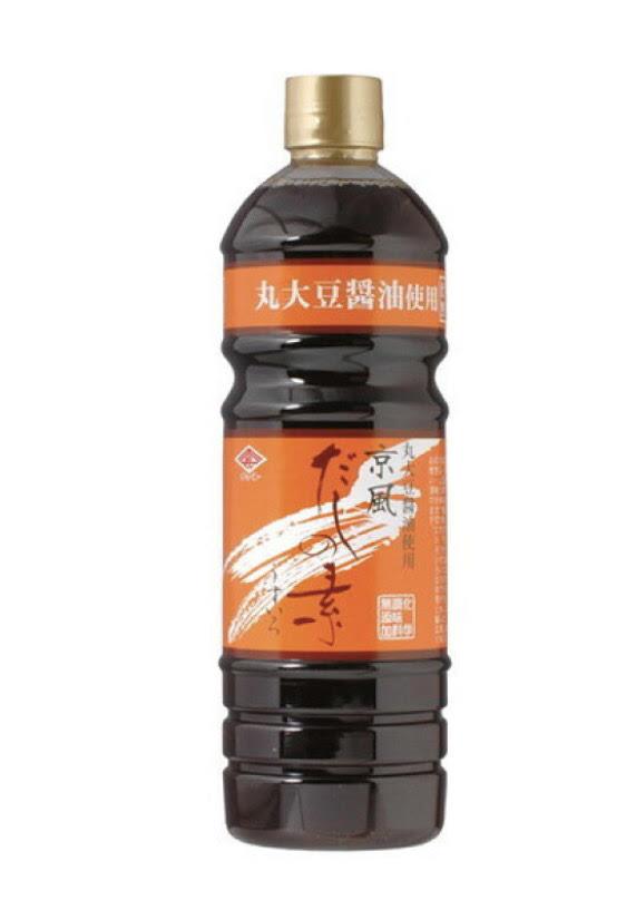京風だしの素うすいろ 1000ml 商品コード:K-22021