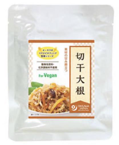 切干大根(煮物) 商品コード:O-6024