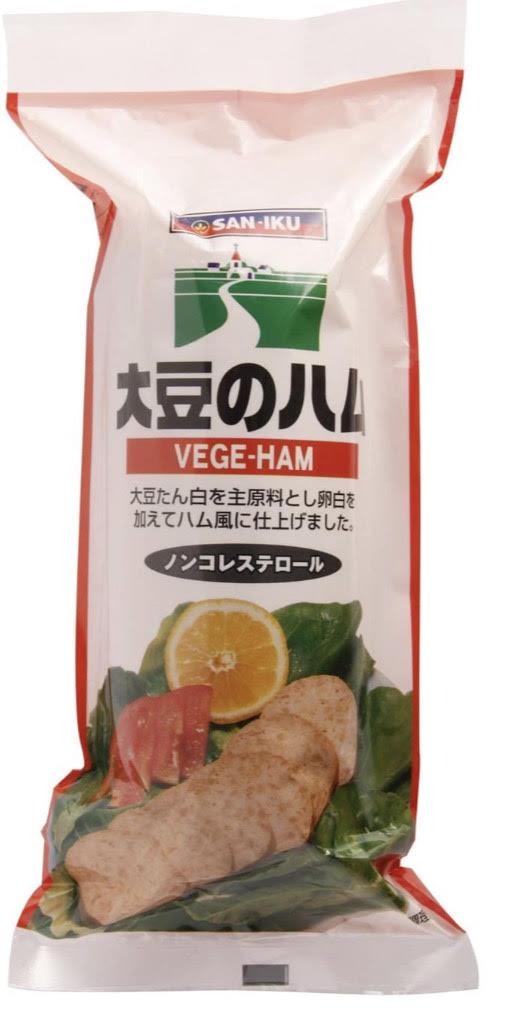 大豆のハム 商品コード:K-160064
