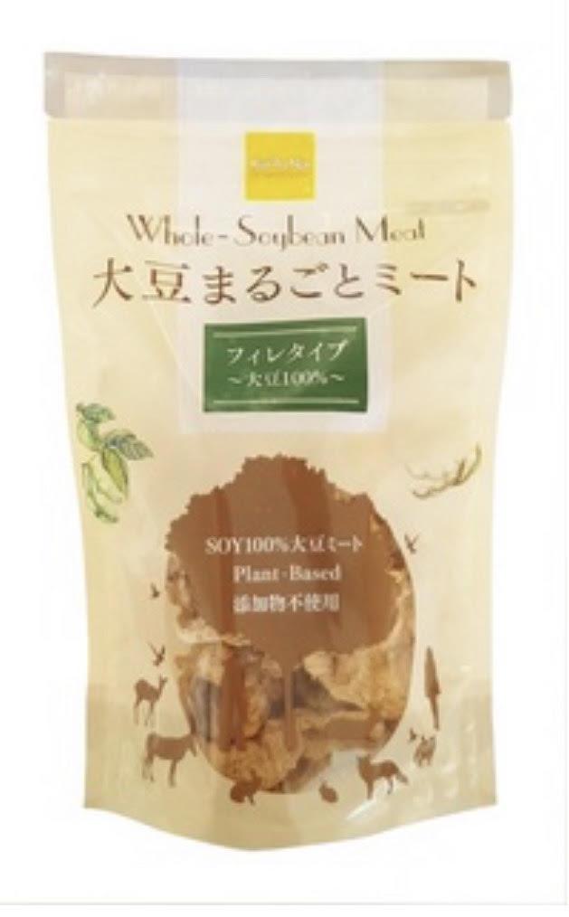 大豆まるごとミート/フィレタイプ90g 商品コード:C-100070