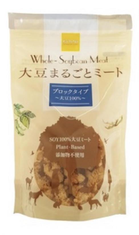 大豆まるごとミート ブロックタイプ 商品コード:C-100080