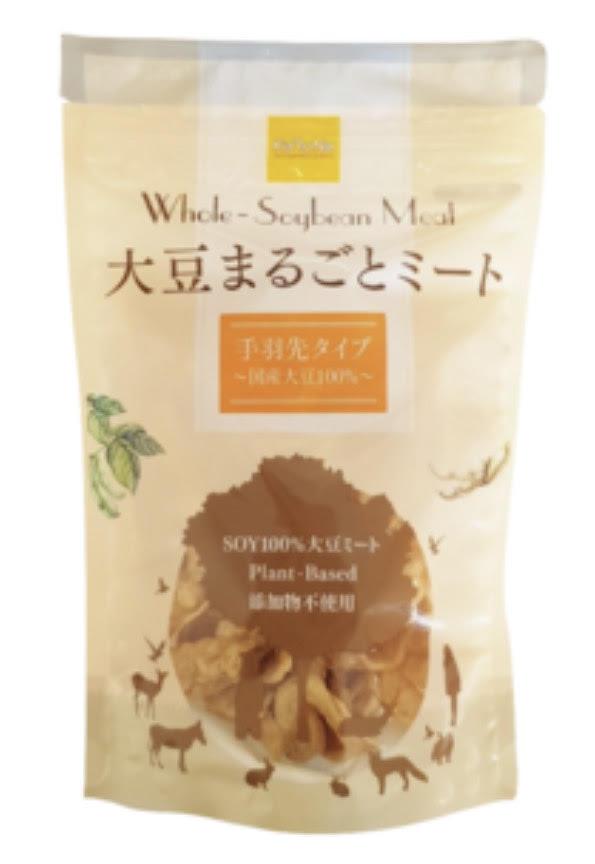 大豆まるごとミート/手羽先タイプ 80g 商品コード:C-100050