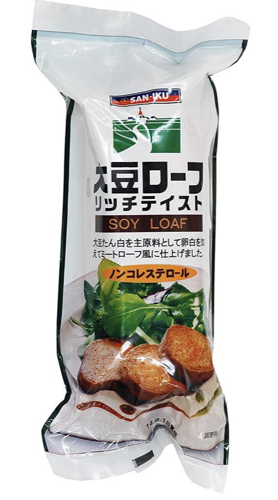 大豆ローフ リッチテイスト 商品コード:K‐160065