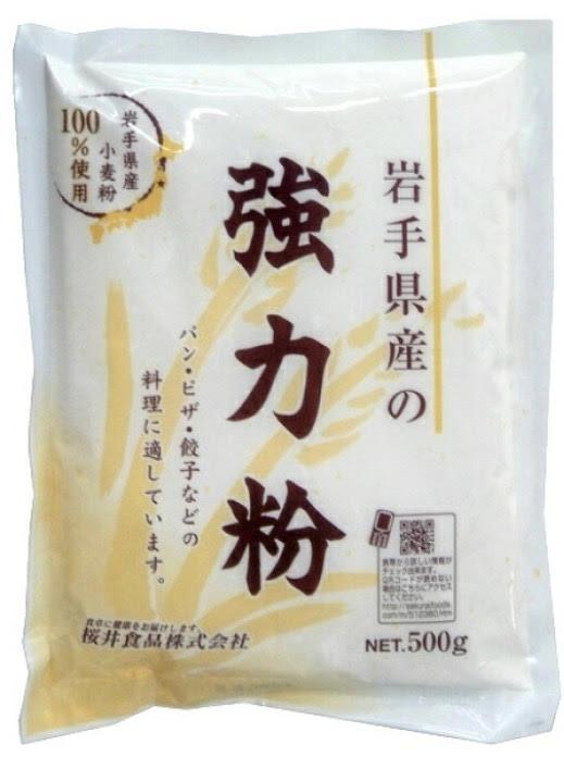 岩手県産 強力粉 商品コード:O-6662