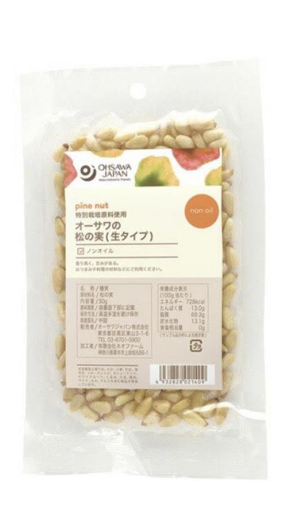 松の実(生)30g 商品コード:O-2140