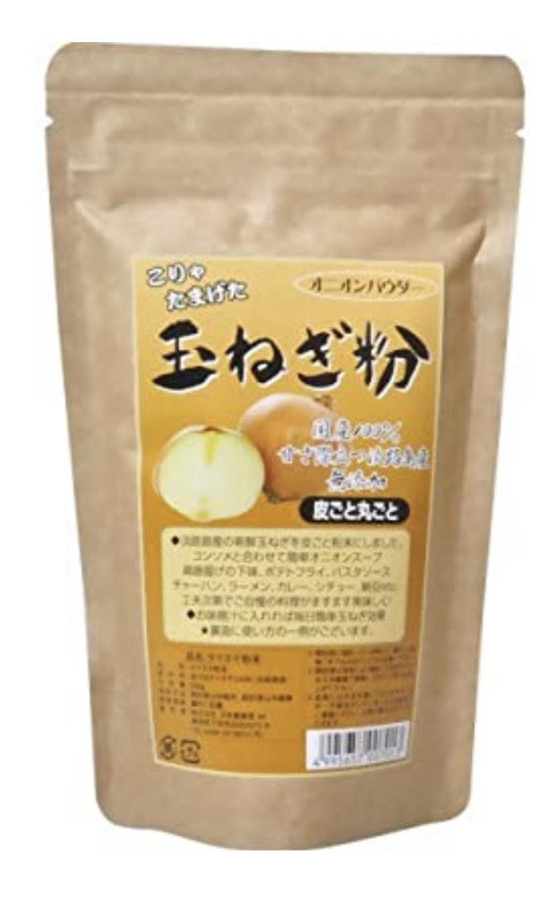 玉ねぎ粉 180g 商品コード:O-3888