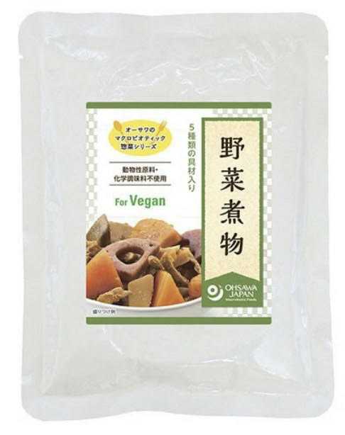 野菜煮物 商品コード:O-6025