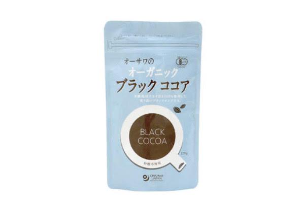 オーサワブラックココア120g 商品コード:O-2067