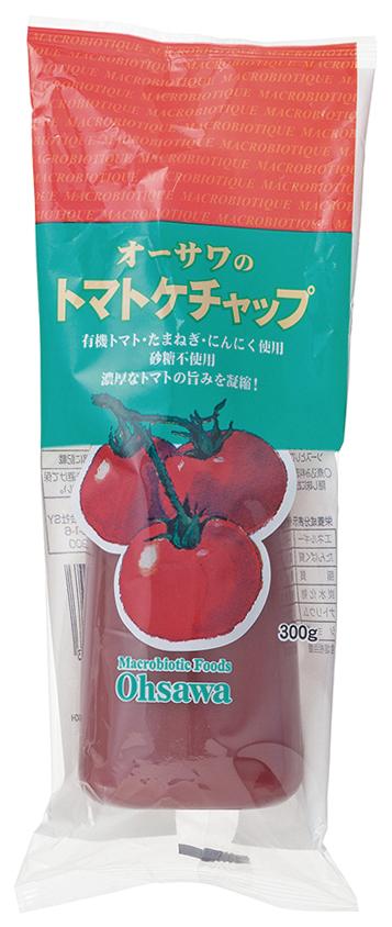 オーサワのトマトケチャップ 300g 商品コード:O-9270