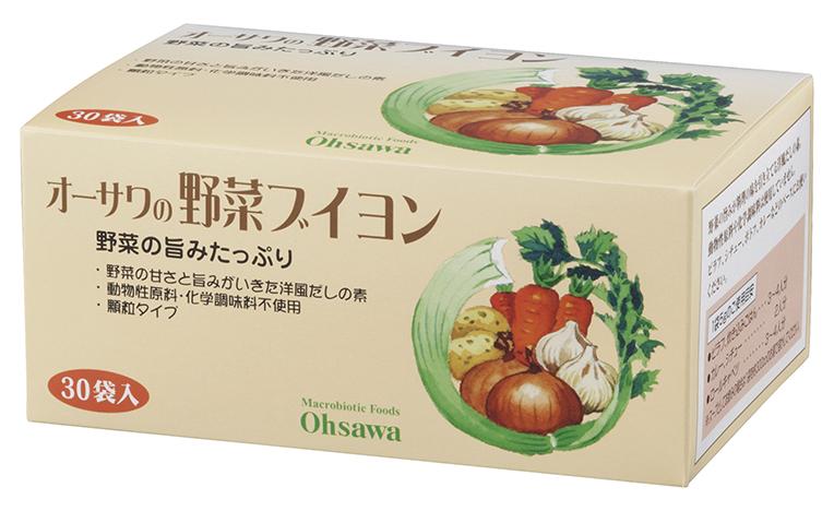 オーサワの野菜ブイヨン 150g 商品コード:O-2354