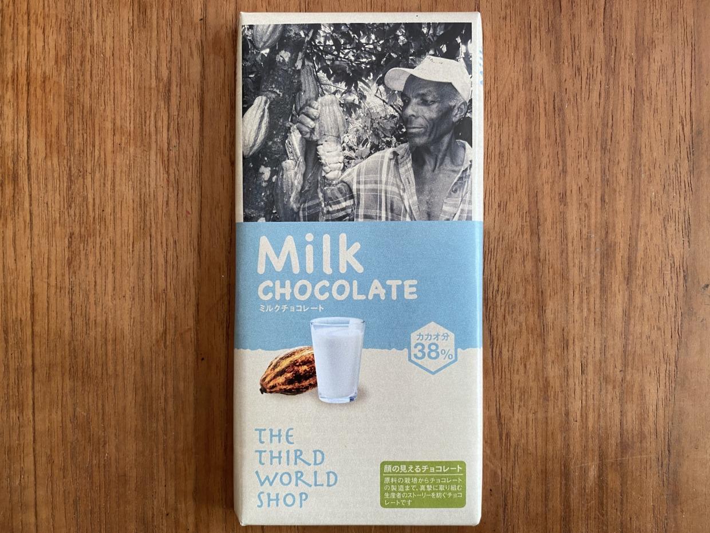 ミルクチョコレート 商品コード:K-180240