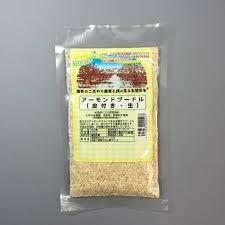 アーモンドプードル(皮付き・生) 商品コード:O-6207