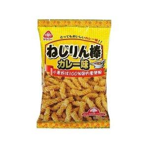 ねじりん棒カレー味  商品コード:K-180085