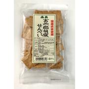 玄米白胡麻せんべい 商品コード:K-110148